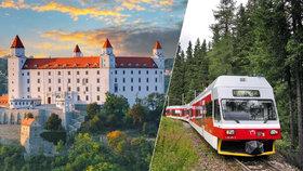Rady a informace pro cestu na Slovensko