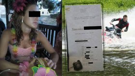 Zoufalá matka mrtvé dívky z Orlíku: Pomozte mi najít toho, kdo mi vzal Simonku