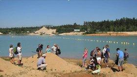 Koupání v pískovnách, lov kešek? Pomáháme tím ohroženým druhům, míní vědci