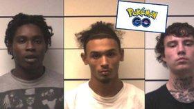Nebezpeční Pokémoni: Ozbrojení lupiči hru zneužili k lákání obětí, 11 přepadli