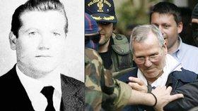 """Mafiánský boss bossů """"Buldozer"""" je mrtvý: Policie po něm pátrala 43 let"""