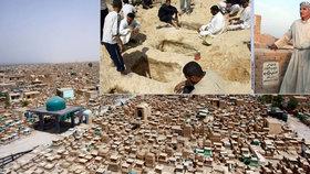 Největší hřbitov světa: Tady leží 5 milionů lidí!