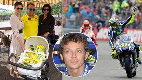 Prezident italského fanklubu Valentina Rossiho: Žije s Češkou!