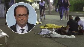 """Vrah z Nice byl z Tunisu. """"Tohle byl terorismus,"""" řekl plačící Francii prezident"""