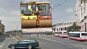 Tepnu Vinohrad rozkopou: Rekonstrukce Vinohradské ulice »potrápí« řidiče