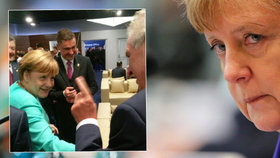 Prozrazeno: Merkelová přijede do Česka na konci léta, Zeman se těší