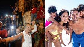 Rozdrásané Turecko: Vrátí vám cestovka peníze? 10 rad a varování pro české turisty