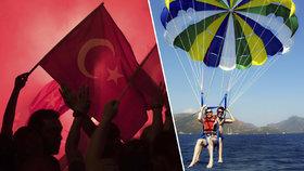 Zaplacená dovolená vítězí nad strachem, Češi se Turecka po puči nebojí