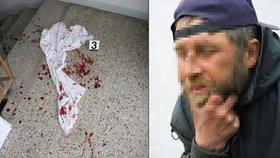 Policie v Praze pátrá po bezdomovci: Je podezřelý z pokusu o vraždu!
