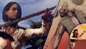 Usekané hlavy a vytrhané vnitřnosti na 3 způsoby: Recenze Dead Island Definitive Edition