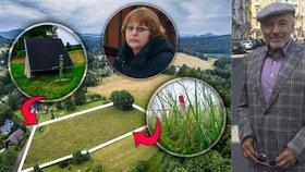 Karel Gott koupil parcelu v Doubici, ale... Milionový pozemek napsal na tchyni