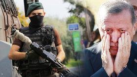 Ostře střežené Turecko ONLINE: Erdogan podpoří trest smrti, sám se jí vyhl