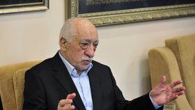 """""""Důkazy nepotřebujeme."""" Turecko tlačí USA do vydání duchovního Gülena"""