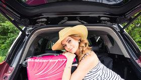 Balíme na dovolenou: Jaké zavazadlo si vybrat a jak si nejlépe zabalit a nezešílet?