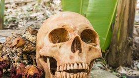 Policie vyšetřuje nález částí lidských těl: Řádí v Lučenci kanibal?
