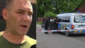Svědek střelby v Ostravě: Policista mi zachránil život, sklopil střelci (†60) zbraň!
