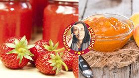 Velký test džemů: Šidí se víc jahodové, nebo meruňkové?