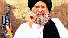 """""""Proti USA pomůže jen svatá válka."""" Šéf Al-Káidy burcuje kvůli Izraeli"""