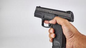 Kalba v Šumperku dopadla tragicky: Opilý muž postřelil známého