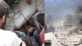 Islamisté odpálili dvě bomby: Přes 40 mrtvých a více než 100 zraněných v Sýrii