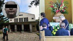 Pohřeb oběti vražedkyně z Teska: Zoufalý nářek rodiny a vzpomínky na ženu, která milovala svou rodinu, zahrádku a vaření