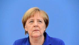 Merkelová uznala chyby: Německo před problémy s uprchlíky zavíralo oči