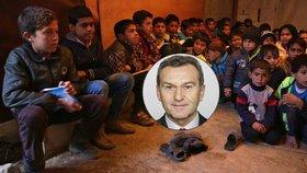 """Babišův muž šikuje poslance proti uprchlíkům. Chce uhájit """"svou kulturu"""""""