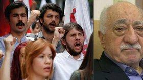 Ponížení údajného strůjce tureckého puče: Jeho rodiště předělají na toalety
