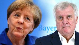 Šéf Bavorska a kritik Merkelové chválil sám sebe: S migrací jsem měl pravdu