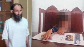 Islámský duchovní (60) se oženil se sedmiletou holčičkou: Prý mu ji dali rodiče