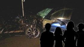 Po autonehodě zůstali čtyři sirotci: Vůz smrti možná řídil někdo jiný