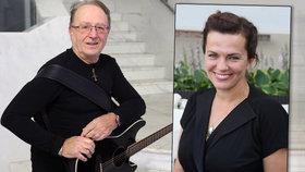 Marta Jandová o strachu z partnerek táty Petra (76): Řešila to chytře!