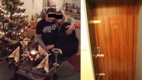 Zabil partnerku a týden žil s její mrtvolou: Sousedy tragédie nepřekvapila, pár se prý pořád hádal
