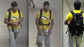 Mladík okradl bezbrannou stařenku: Strčil do ní a vzal jí peněženku, poznáte ho?