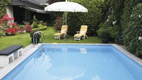 Jarní údržba bazénu