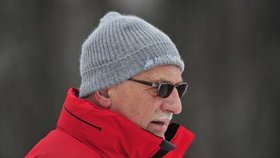 Klaus chválil ski-areál na Monínci