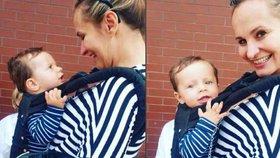 Absolonová začala 8 měsíců po porodu hubnout: Má za sebou týden krutopřísné diety!