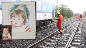 Prokletá trať na Olomoucku: Z vlaku za jízdy vypadly dvě děti (†3 a †5)! Kolik tragédií se musí stát?
