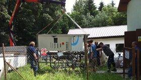Nejdražší voda v Česku se konečně dá i pít. Horentní cena v Trnové ale zůstává