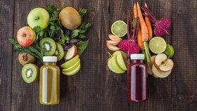 Letní detox: Nakopněte organismus k rychlejšímu hubnutí!