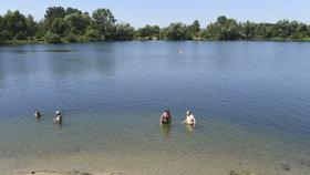 Na Brněnské přehradě se zhoršila kvalita vody: Koupat se v ní ale ještě dá