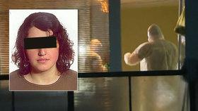 Vrah Valentyny z Liberce dál uniká: Policie se vrátila na místo činu
