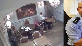 Drzá zlodějka: Kradla věci z kabelek jen pár centimetrů od obětí