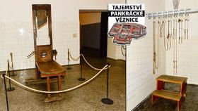 Místo, kde tuhne krev v žilách: V pankrácké sekyrárně nacisté popravili 1075 lidí
