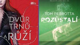 Knihy, které stojí za přečtení: Nová adaptace Krásky a zvířete a kultovní seriál Pozůstalí