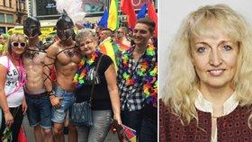 """""""Končím,"""" vzkázala homofobní poslankyně Nytrová. Na schůzi ČSSD ale mlčela"""