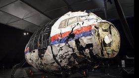 Let MH17 sestřelili Ukrajinci, tvrdí Rusové a ohánějí se důkazem viny