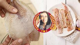 Test mražených ryb: Kupujeme maso, nebo zatraceně drahou vodu?
