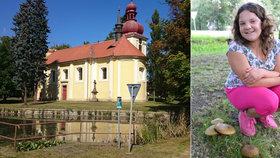 Na náměstí v Kněževsi rostou hřiby: Obyvatelé je nesbírají, ale obdivují