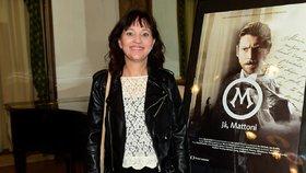 Alena Mihulová si zahrála v novém seriálu Já, Mattoni a doufá, že z ní bude dobrá tchyně!